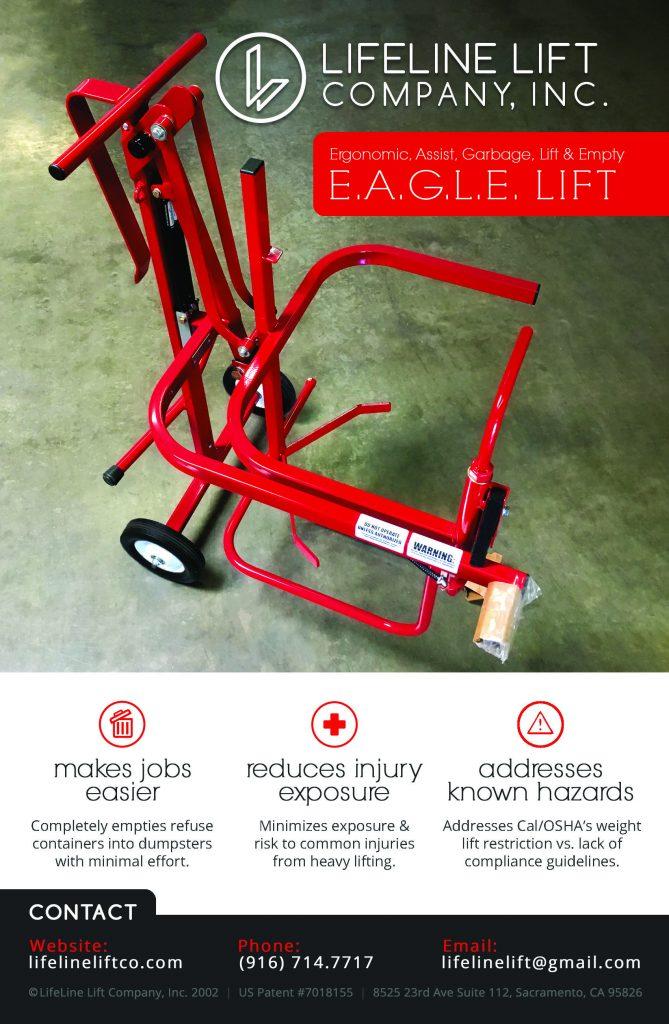 Eagle Lift Flyer 1
