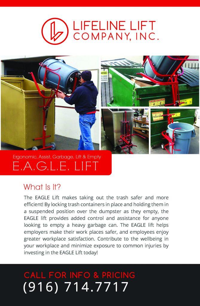 Eagle Lift Flyer 2